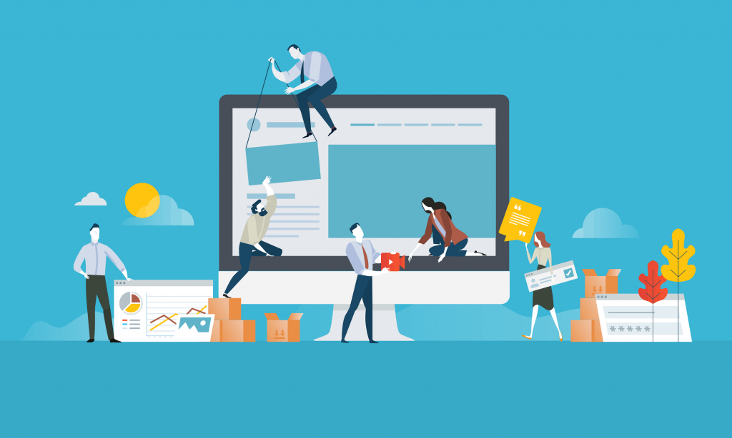 Five Huge Benefits of Developing a Business Blog
